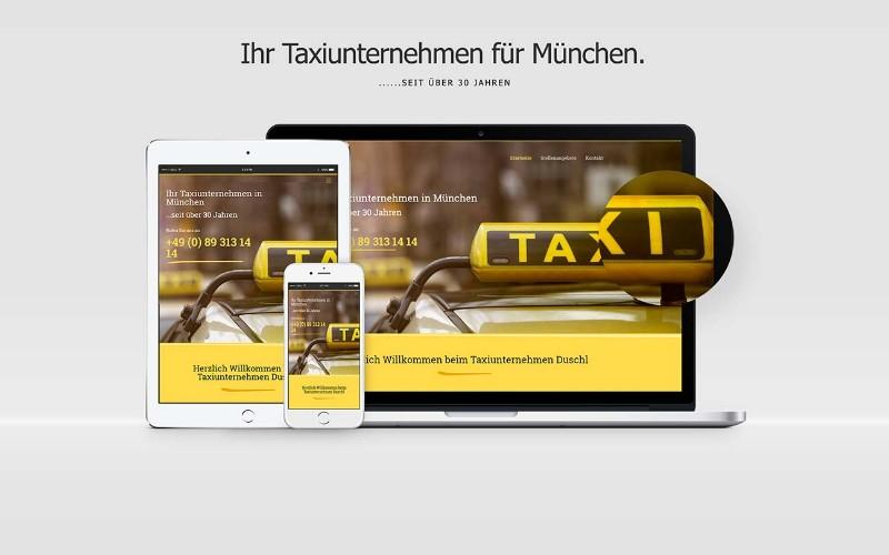 Duschl-Taxi-referenz